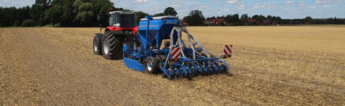 Agricultural machines for professionals!